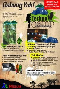 Technocamp Promo Elegan