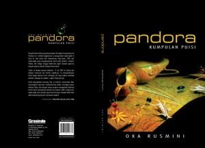 Pandora juga merupakan sebuah perjamuan, dengan tubuh memenuhi daftar seluruh menu, tulis Yos Rizal Suriaji.