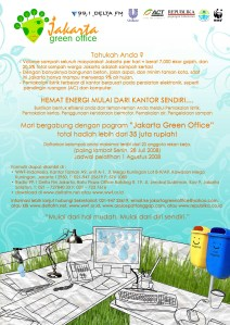 Jakarta Green Office