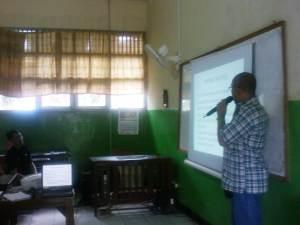 Paman Tyo mendetailkan blog dengan komunitas dagdigdug-nya.