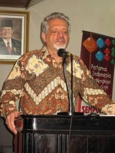 Paul E. Dennison, Ph.D., Pencipta Senam Otak dari Amerika.