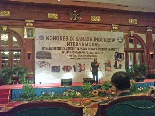 DR. Dendy Sugono, Kepala Pusat Bahasa