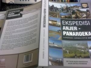 Reportase perjalanan jurnalistik Kompas 2008.