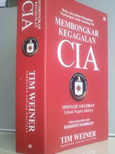 CIA versi Tim Weiner