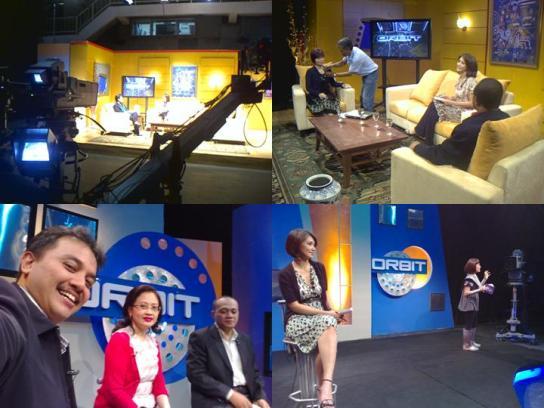 Bahasa Indonesia di TVRI