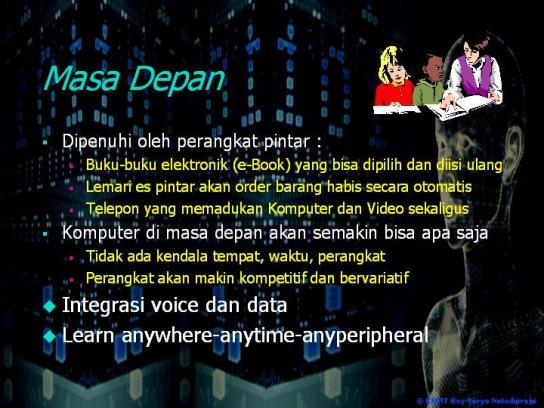 Masa Depan Siber
