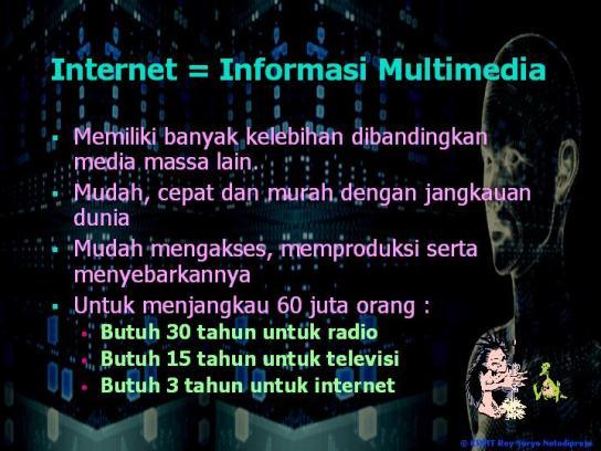 Internet sebagai Informasi Multimedia