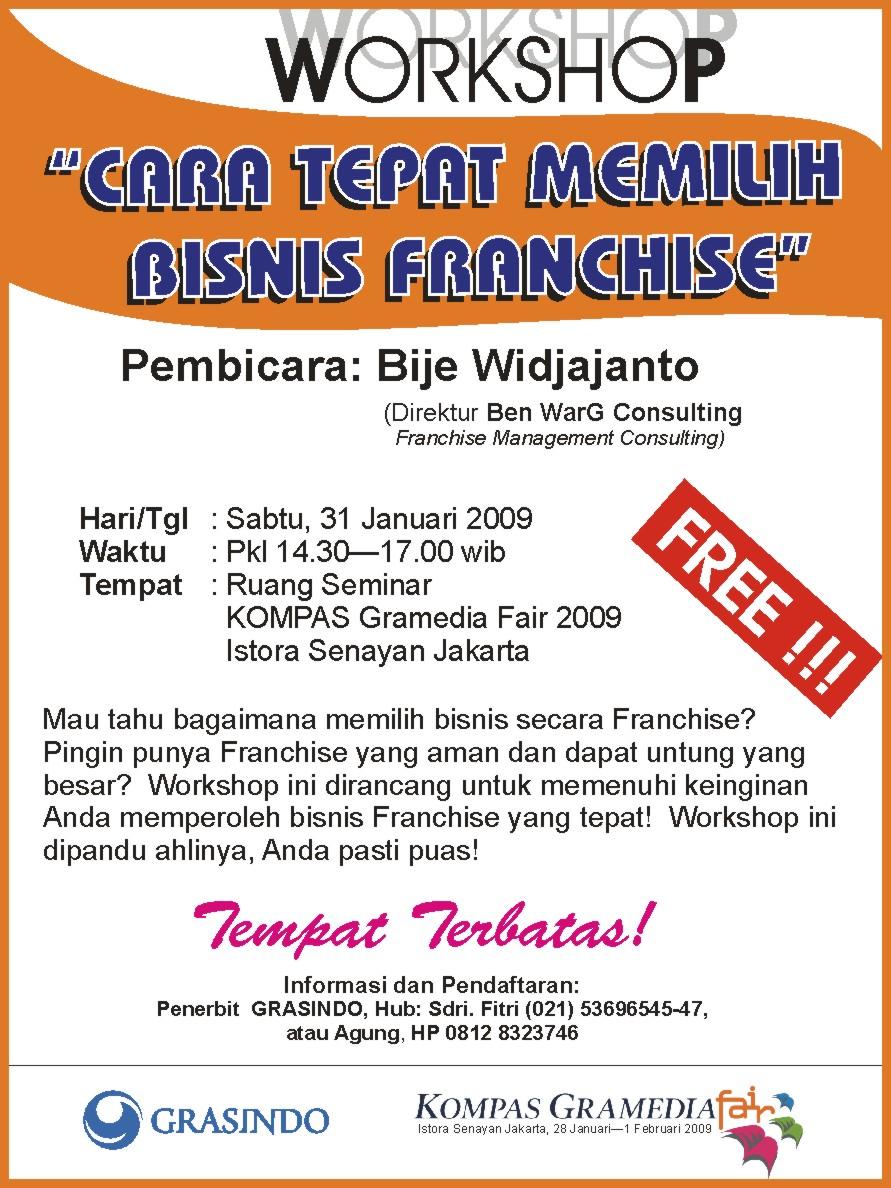 20 Januari 2009 Forum Inovatif Pekerja Media