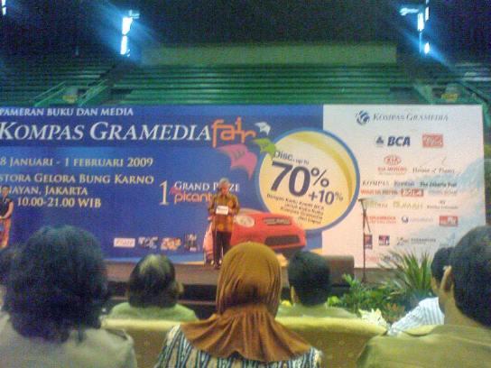 Agung Adiprasetyo, CEO Kompas Gramedia