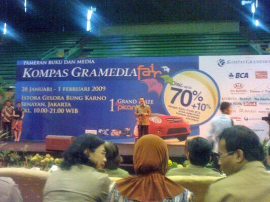 Dr. Ing. H. Fauzi Bowo, Gubernur DKI Jakarta