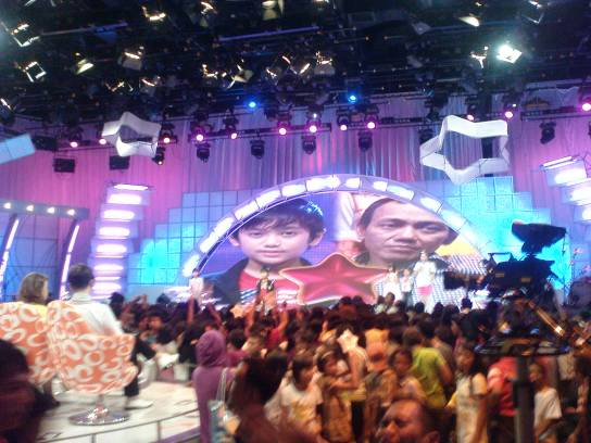 Pentas Idola Cilik sebagai program televisi anak persembahan RCTI terbaik.