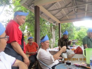 Apolo Lase, Nasrulah Nara, Wina Armada, Priyantono Umar, Tarman Azzam