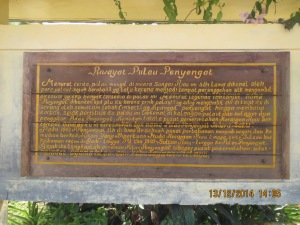 Riwayat Pulau Penyengat